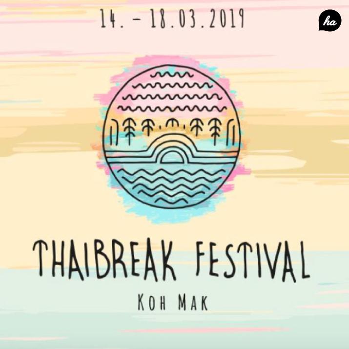 ชาร์ตพลังในบรรยากาศชิลๆ กับ Thaibreak Festival 2019