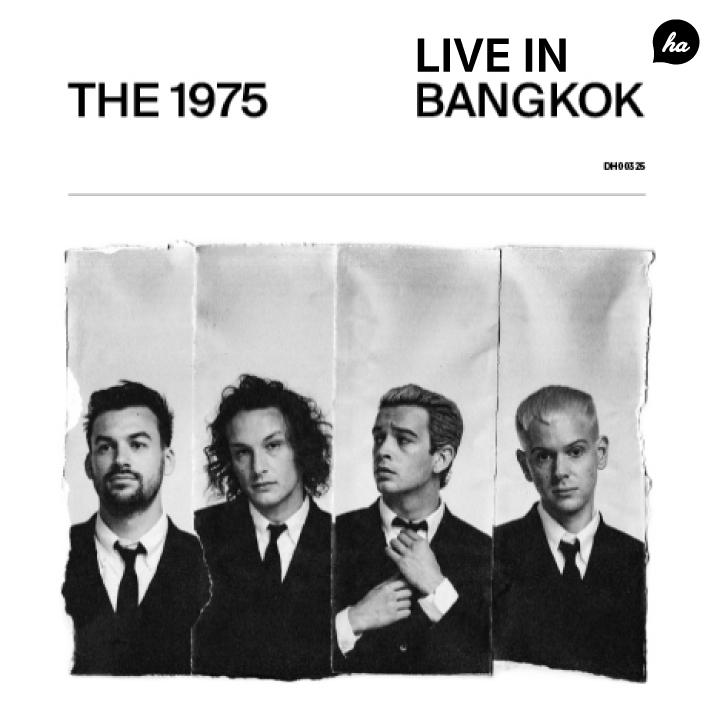 ไม่ต้องไปไกลถึง UK... ก็มันส์ได้กับ THE 1975 LIVE IN BANGKOK