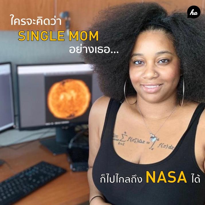 ใครๆ ก็ว่าเธอบ้า แต่วันนี้ NASA รับเธอเข้าฝึกงานแล้ว!