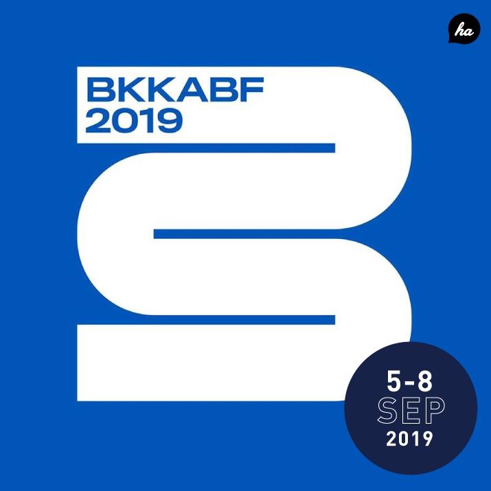 ชวนสายอาร์ตไปงาน BANGKOK ART BOOK FAIR 2019